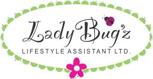 Ladybugz Lifestyle Assistant Logo